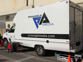 Tricaster Production Van (MU14) photo
